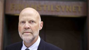 Morten Baltzersen, sjef i Finanstilsynet
