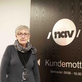 Ragnhild Solheim er gjeldsrådgiver i NAV