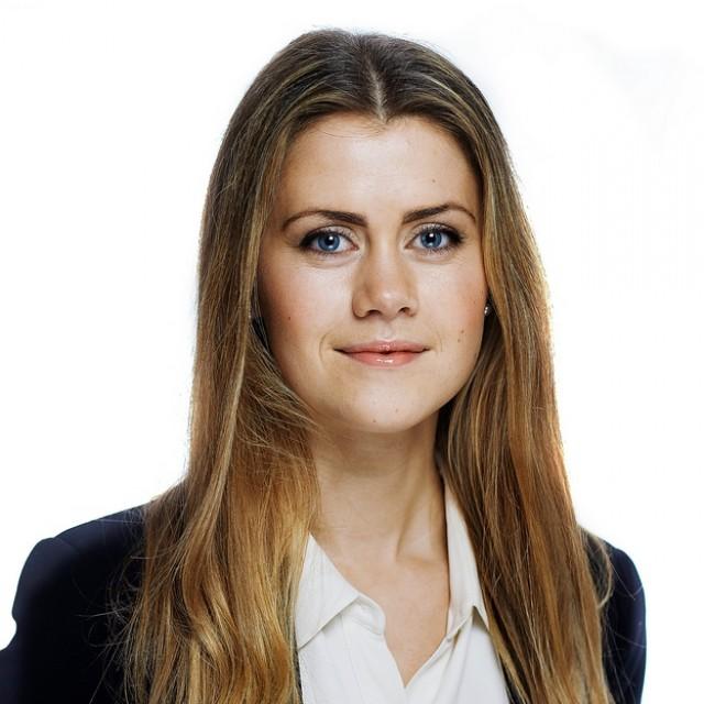 Kristine Jeanette Vestad - kommunikasjonsansvarlig i Bank2